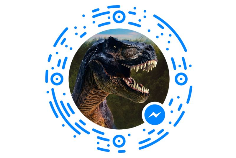 Kid-Oriented Dinosaur Chatbots