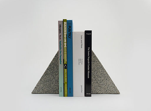 Minimalist Granite Bookends