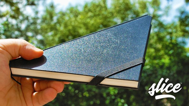 Triangular Notebook Designs