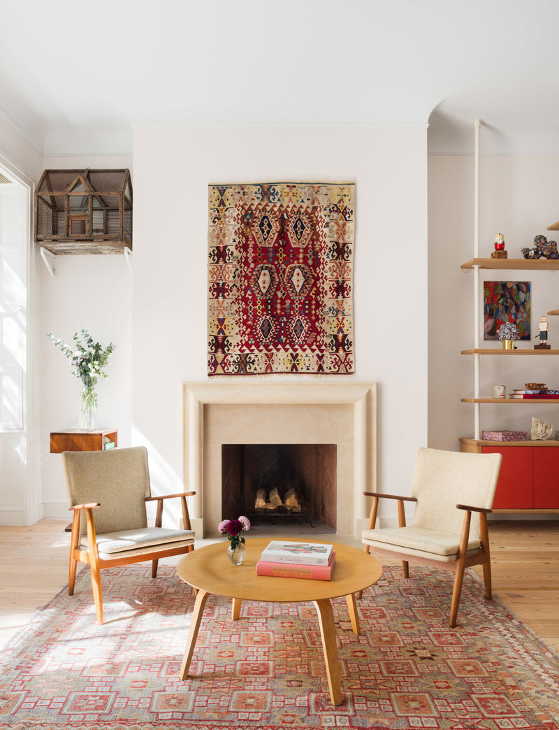 Historic Tribeca Townhouse Renovations