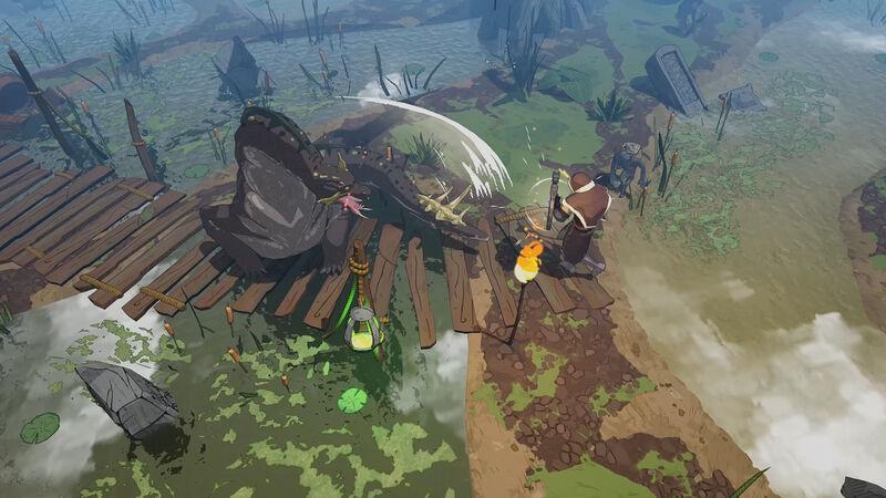 Viking Survival Games