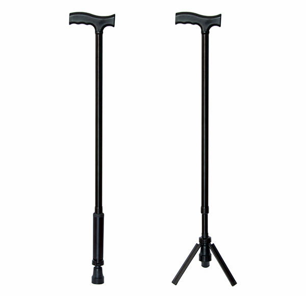Freestanding Walking Sticks