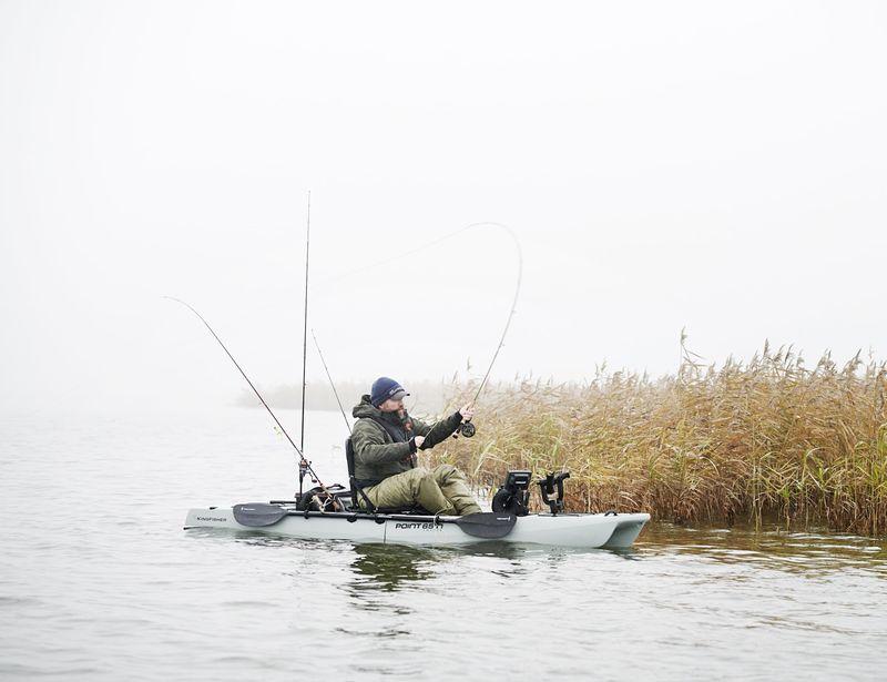 Modular Single-Person Sport Boats