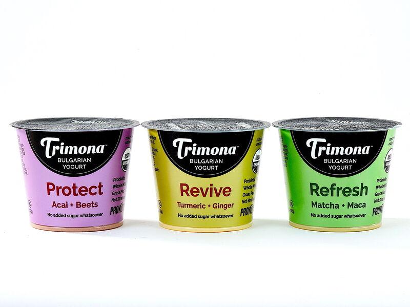 Functional Superfood Yogurts