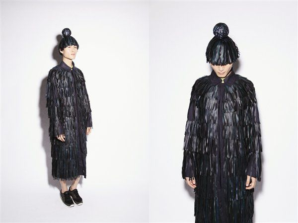 Fully Fringed Lookbooks