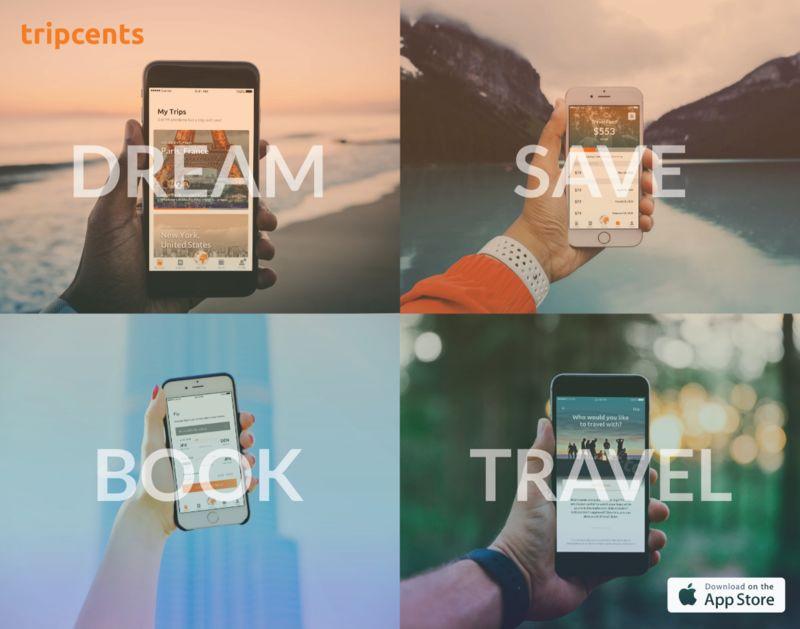 Travel-Focused Savings Apps