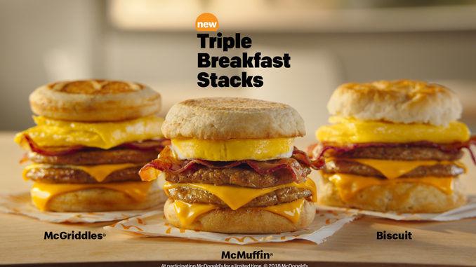 Secret Menu-Inspired Breakfast Sandwiches