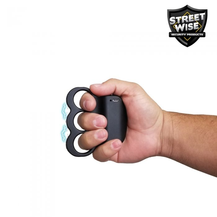 Compact Protective Taser Rings