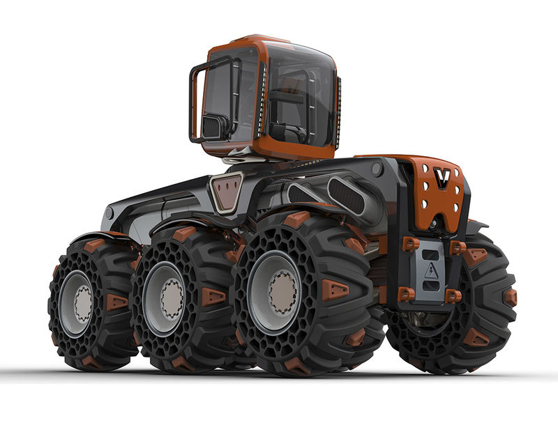 Modular Tractor Concepts