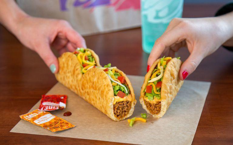 Triple Pull-Apart Tacos