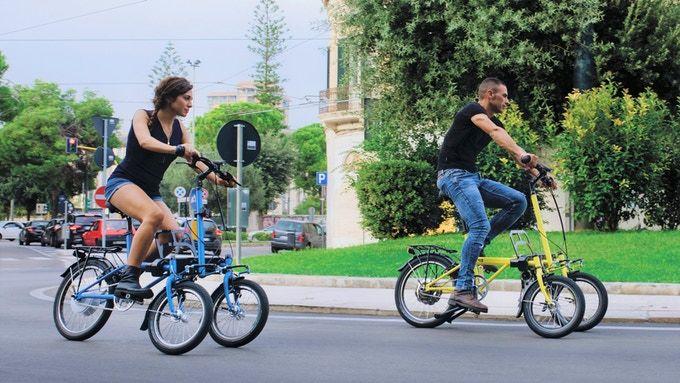 Three-Wheeled Commuter Bikes