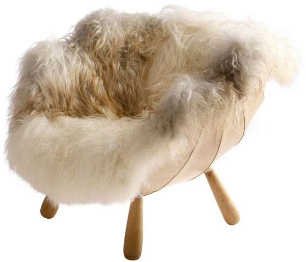 Freaky Fluffy Furniture