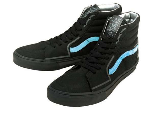 Sci-Fi Skate Shoes
