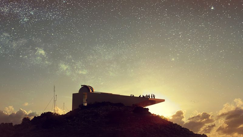 Science Fiction-Inspired Observatories