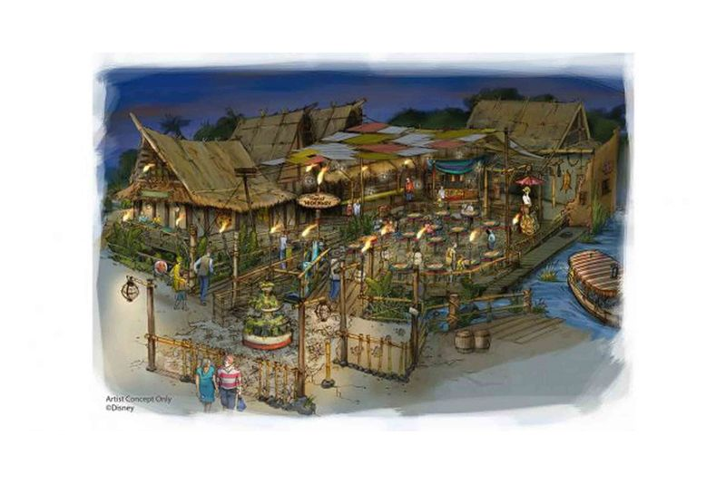 Tropical Hideaway Theme Parks