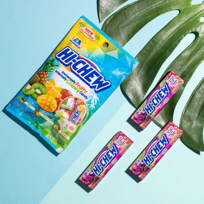 Fruit Juice-Infused Candies