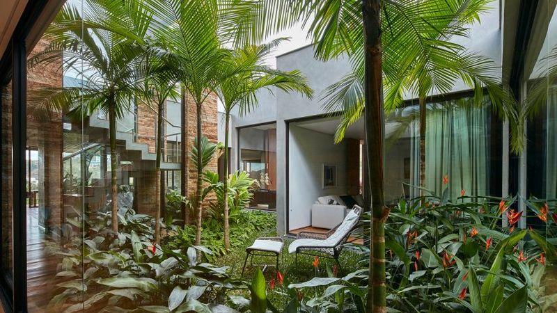 Tropical Modern Homes