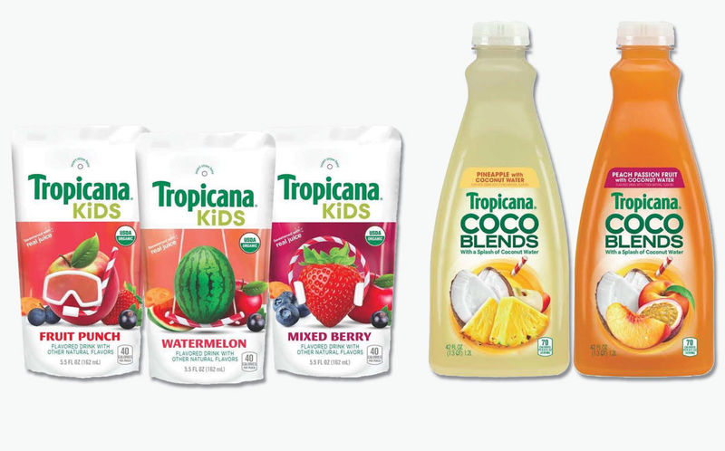 Mainstream Organic Juice Products