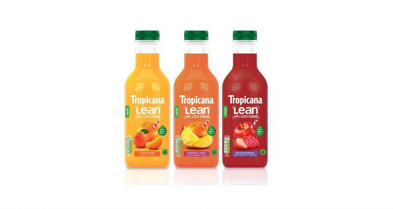 Low-Calorie Prepackaged Juice Ranges