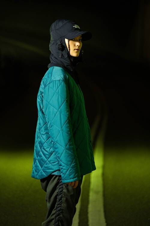 Layered Fall Technical Clothing