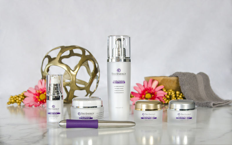 Acupuncture-Inspired Skincare Systems