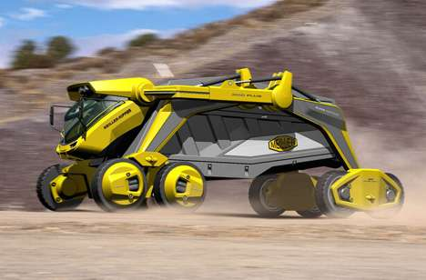 Dump Truck of the Future?