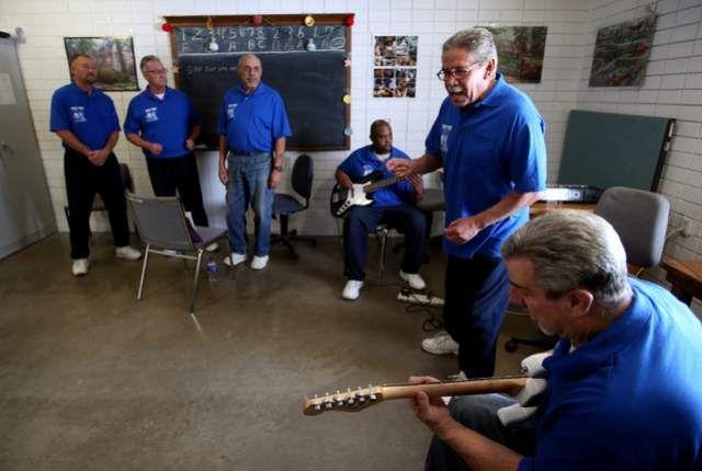 Elderly Prisoner Programs
