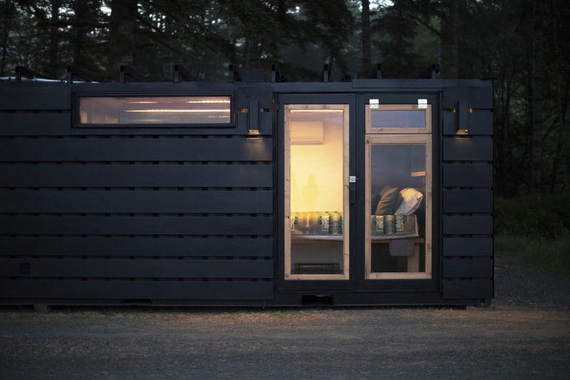 Customizable Tiny Homes