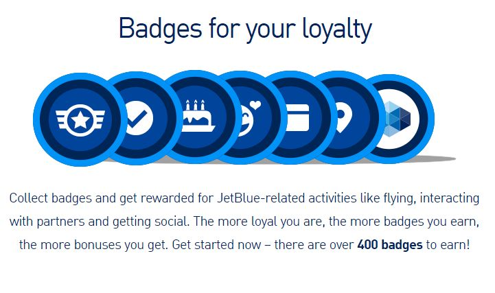 Badge-Earning Travel Programs