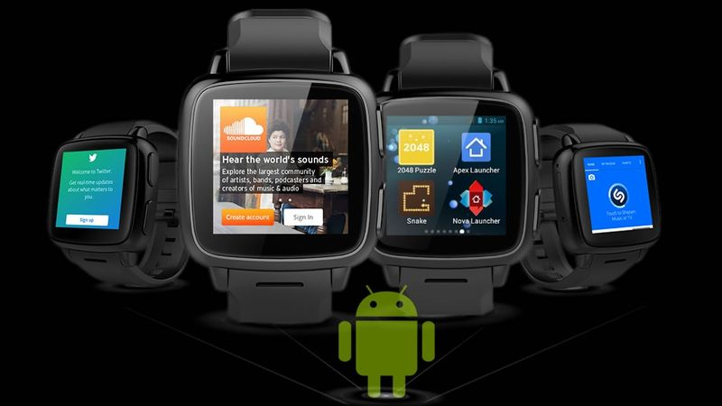 Wireless Standalone Smartwatches