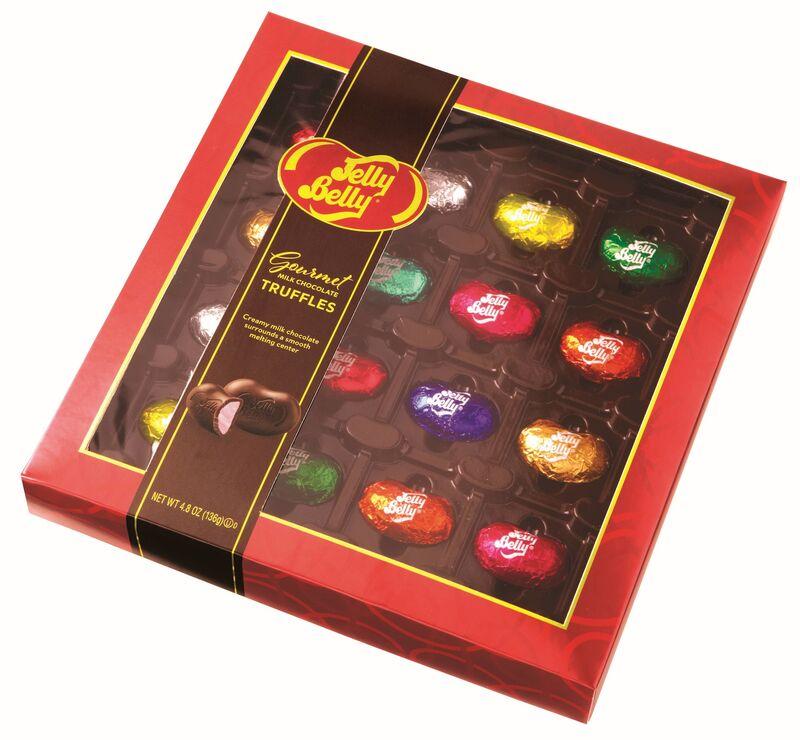 Jelly Bean-Inspired Chocolates