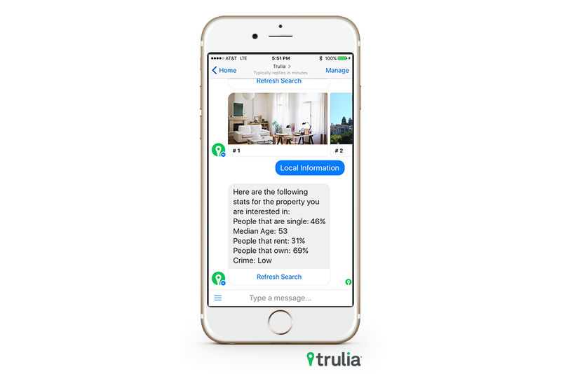 Apartment Rental Chatbots