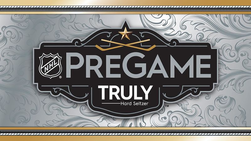 Hard Seltzer-Supported Hockey Pregames