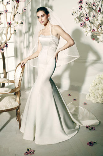 Affordable Designer Wedding Gowns : Truly Zac Posen Debut Collection