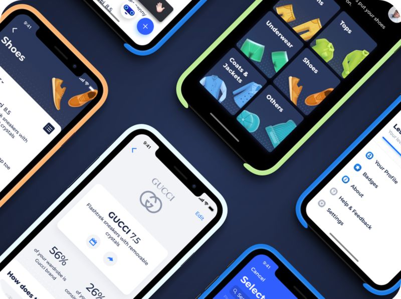 Digital Wardrobe Assistant Apps
