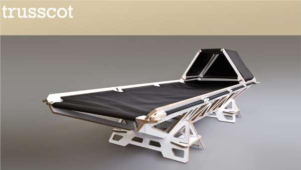 Beautiful Braced Beds
