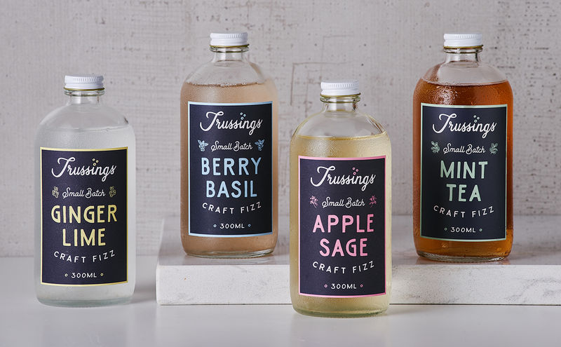 Handcrafted Small Batch Sodas