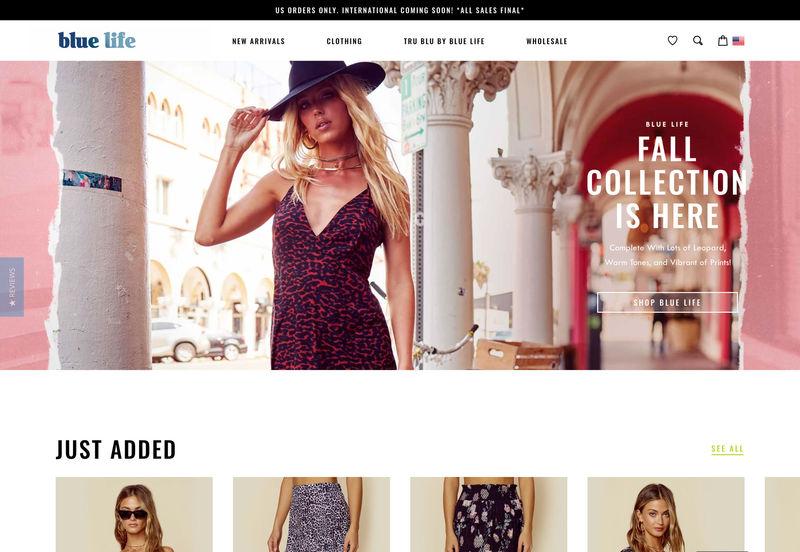 Trial Fashion Webshops