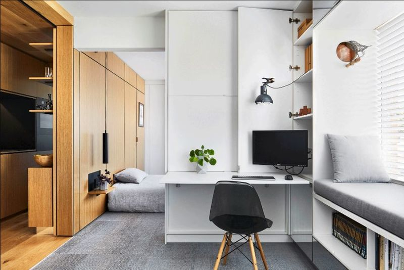 Tiny Home Designs: Tiny Home-Inspired Apartments : Tsai Design