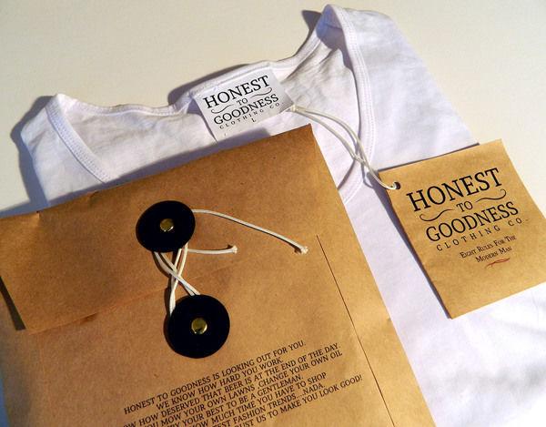 Artisanal T-Shirt Branding