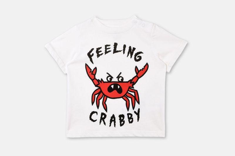 Summer-Themed Baby Shirts