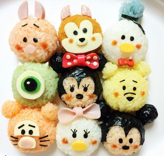 Disney Bento Boxes
