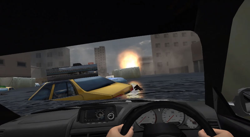 VR Tsunami Videos