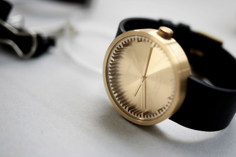 Mechanical Gear Timepieces