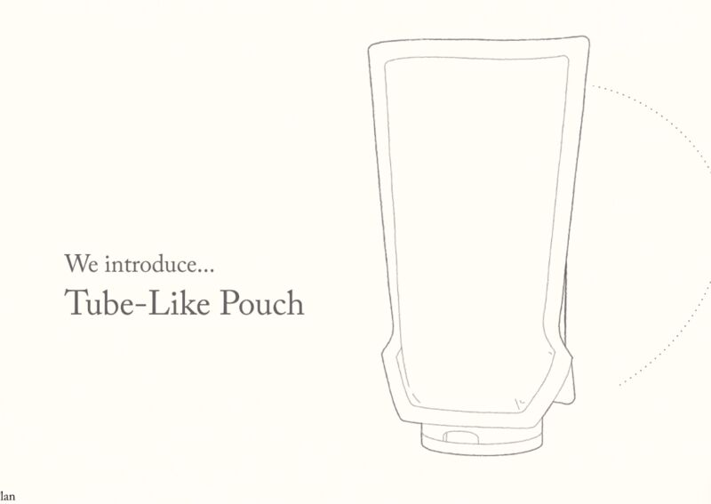 Tube-Like Pouch Packaging