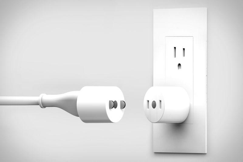 Magnetic Power Outlet Adapters