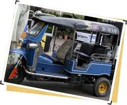 Peculiar Poop-Propelled Rickshaws