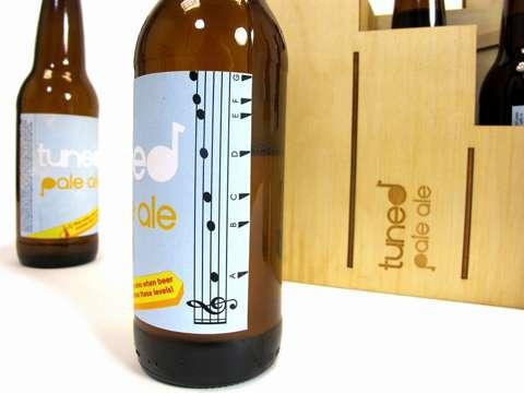 Musical Beer Bottles