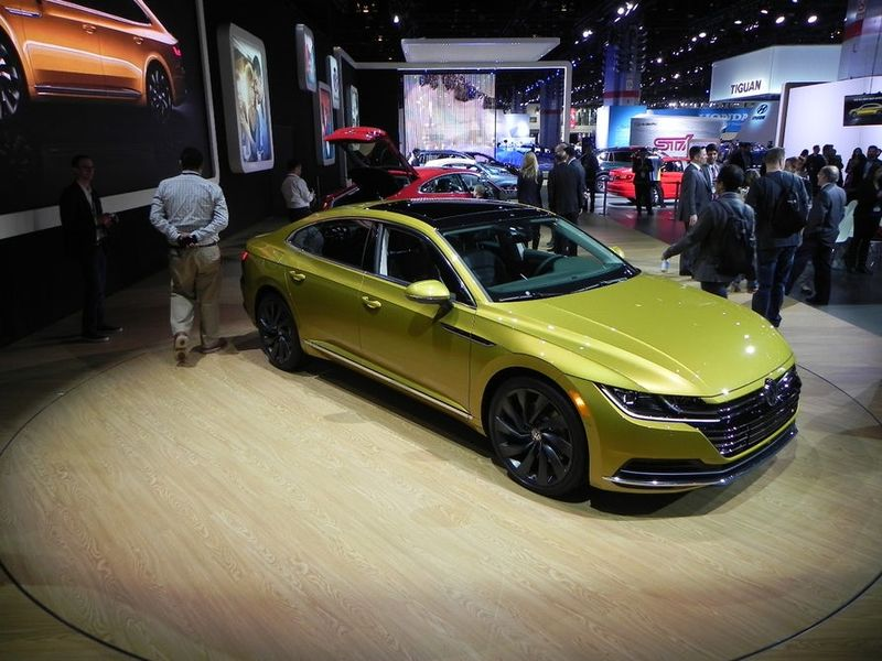Turbocharged Compact Sedans