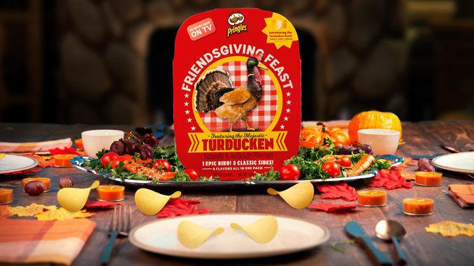 Turducken-Flavored Chip Trios